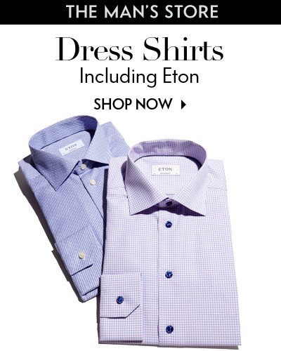 The Man's Store: Dress Shirts - Including Eton
