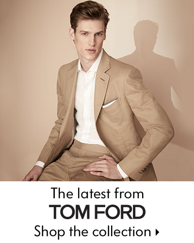 The latest from Tom Ford