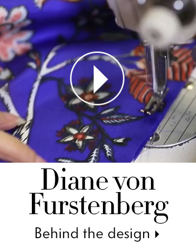 Diane von Furstenberg - Behind the design