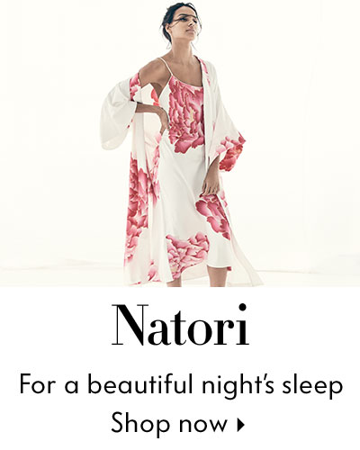 Natori - For a beautiful night's sleep