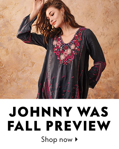 Johnny Was Fall Preview