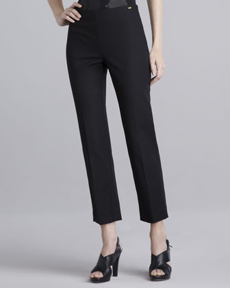 Jennifer Side-Zip Pants