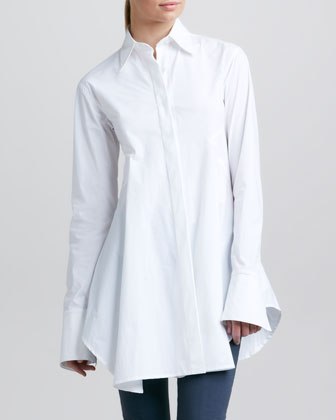 Easy Shirt, White