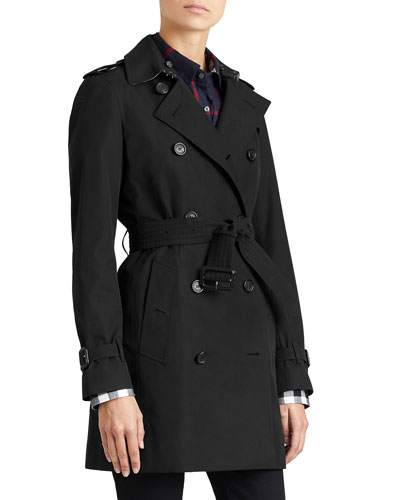 The Kensington - Mid-Length Heritage Trench Coat