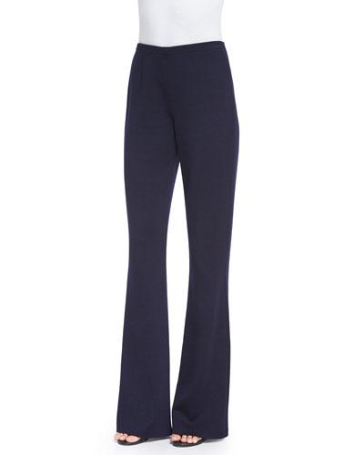 Black Knit Pants | Neiman Marcus