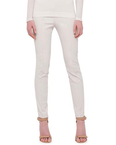 Melissa Slim-Leg Pants, Ranunculus