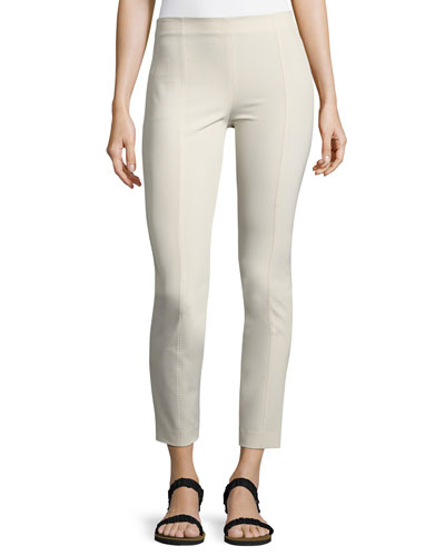Cosso Skinny Cropped Pants, New Brick