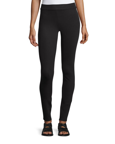 Relma Legging Pants, Black