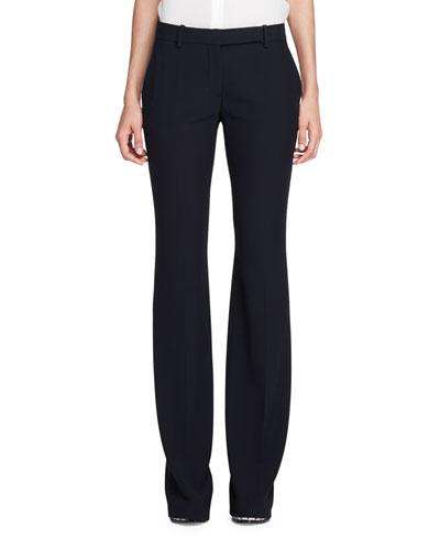 Classic Suiting Pants, Black