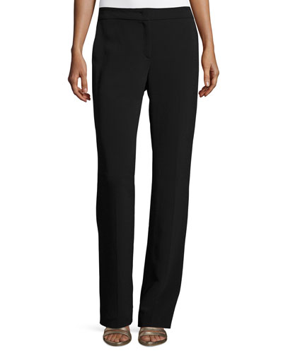 Tsegana Boot-Cut Pants