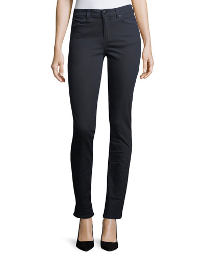 AJ1 High-Waist Super-Stretch Skinny Jeans