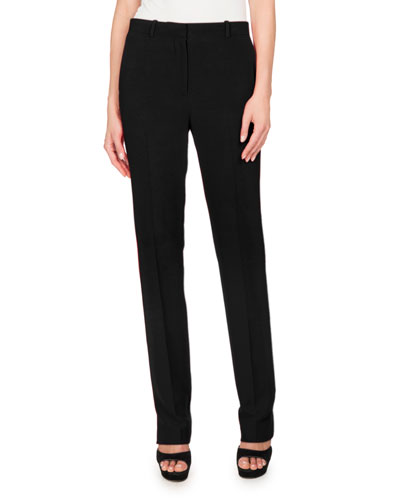 Cady Skinny Pants, Black