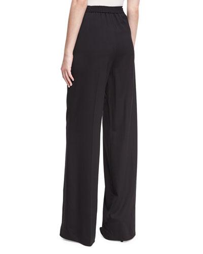 8414d615d317b Womens Elastic Waist Pants