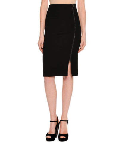 Black Pencil Skirt | Neiman Marcus