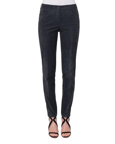 Magda Coruroy Slim Pants