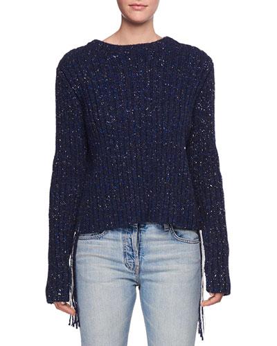 Fenix Ribbed Cashmere Sweater