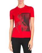 Bambi® Crewneck T-Shirt, Red