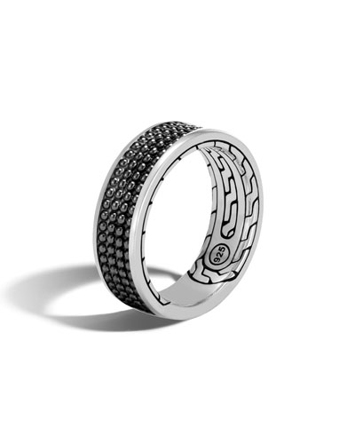 Classic Chain Jawan Band Ring