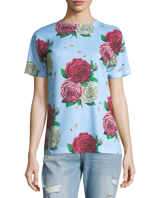 Cigarettes & Roses T-Shirt