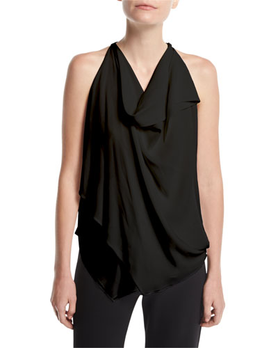 Draped Jersey Convertible Top