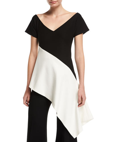 Paneled Asymmetric Top