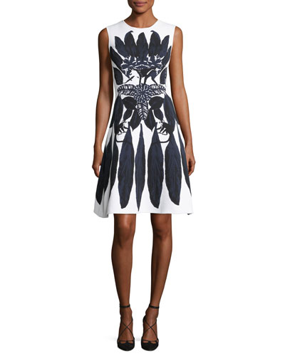 Checkers diane von ferguson maxi dress