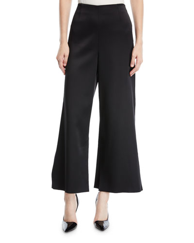 Glover Cropped Wide-Leg Pants