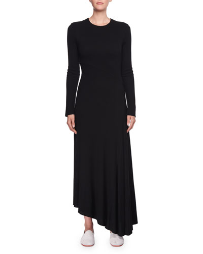 Talluah Asymmetric Dress