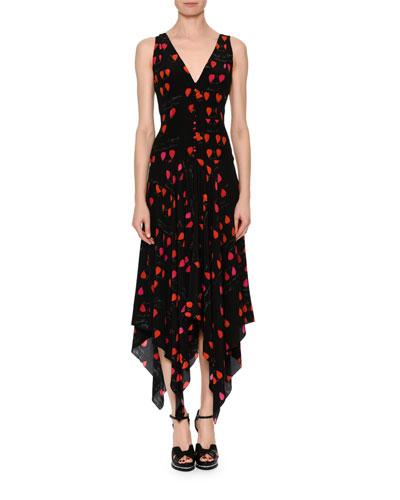0b9c820b Alexander Mcqueen Black Designer Dress | Neiman Marcus