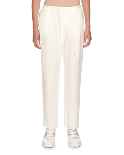Cashmere Cotton Judo Pant