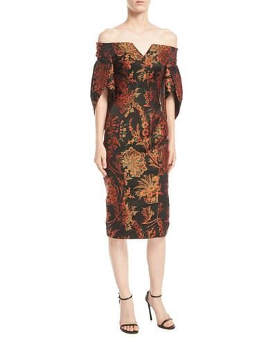 Zac Posen Cocktail Dress  0e7709f23