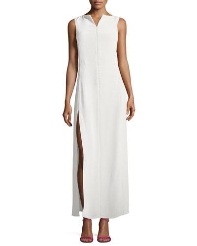 Maxi Dress with Slit