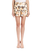 Pulley Tulip Twill Shorts
