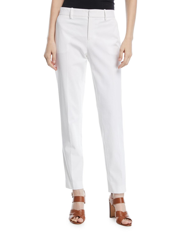 Heidi Stretch-Cotton Pants