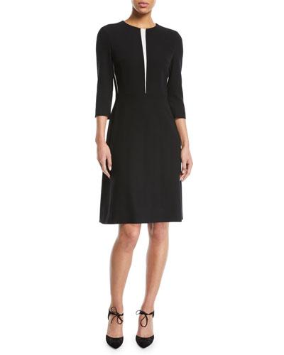 Escada Womens Dress Neiman Marcus