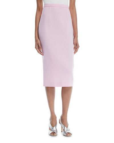 4297f3fd31 Straight Wool Skirt | Neiman Marcus