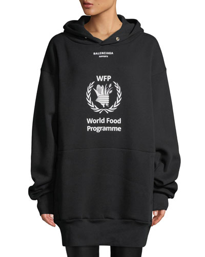 World Food Programme Graphic Hoodie