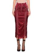 Dolce & Gabbana Santa Moda Crewneck Short-Sleeve T-Shirt