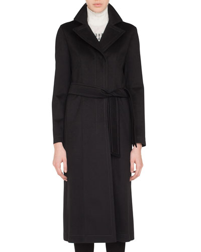 Teri Cashmere Trench Coat