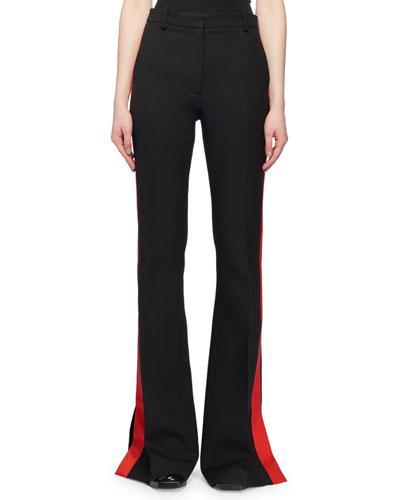 ed9ebafe5f7 High Waist Fitted Pants