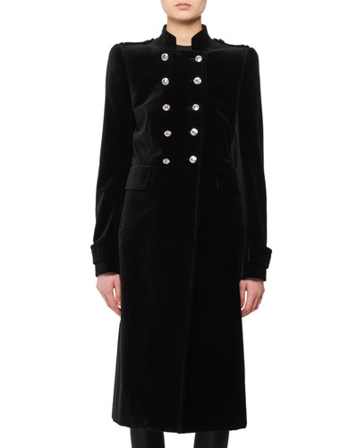 bfbb2960233 Stand Collar Coat