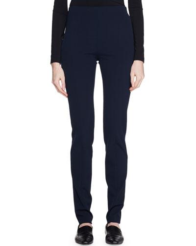Losso Wool-Blend Skinny-Leg Pants