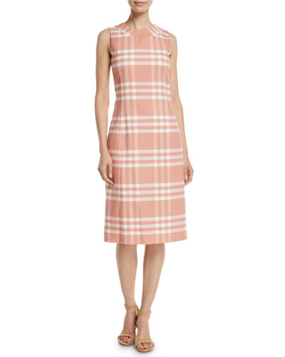 7bffc75d3ec7 Wool Plaid Dress