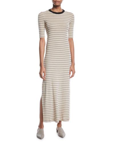 7a6e4c859 Short Sleeve T Shirt Dress | Neiman Marcus