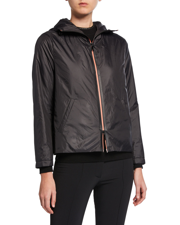Emporio Armani Belted Multifunctional Jacket