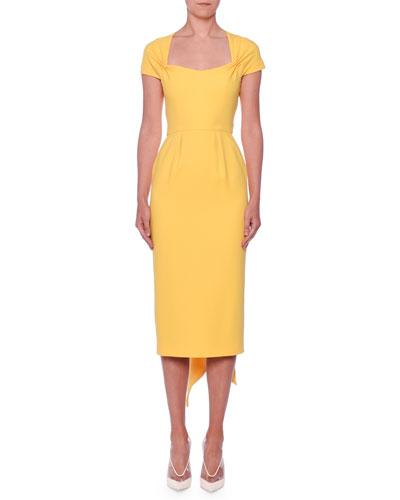 53e23475e25f Stella Mccartney Sleeves Dress   Neiman Marcus