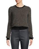 Escada Lakera Leather Slim Pants and Matching Items