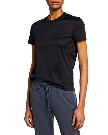 Loro Piana Short-Sleeve Logo Tee