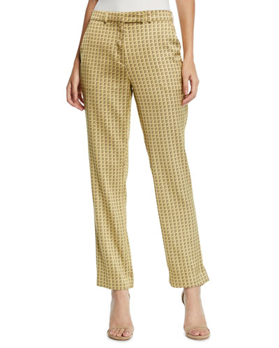 Trouser Pants Neiman Cropped Neiman Marcus Marcus Trouser Pants Cropped Cropped Ux0wC0YqT7