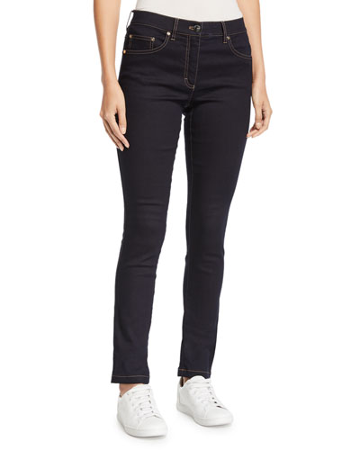 Five-Pocket Narrow-Leg Jeans